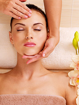 Blossom Facial Treatment