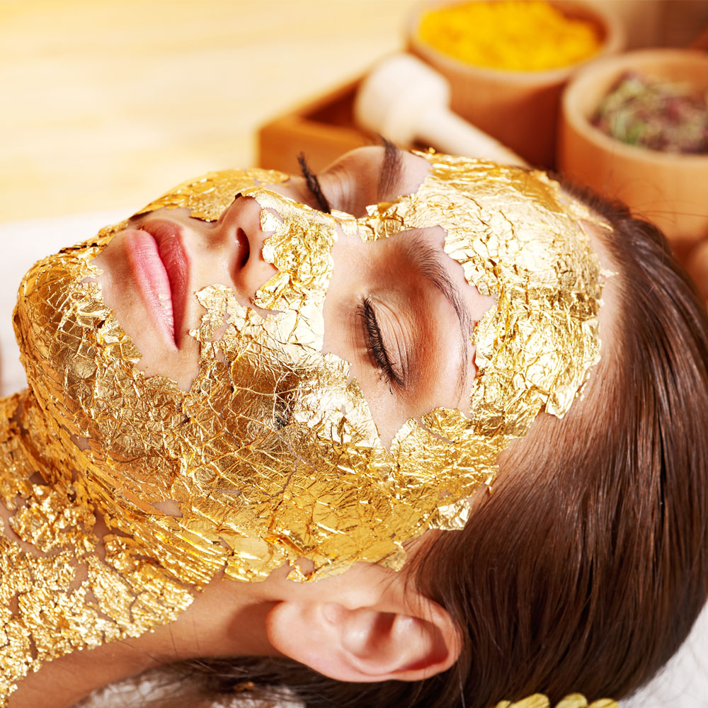 24K Gold Collagen Soft Mask