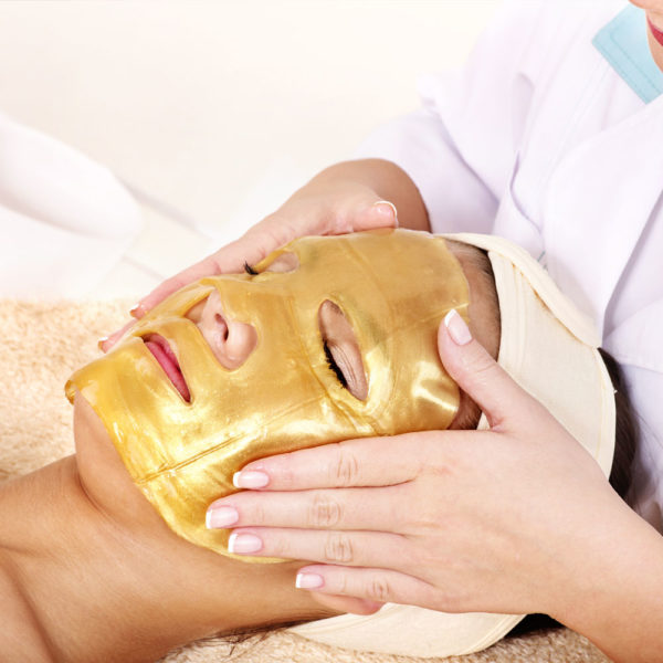 Crystal Collagen Face Treatment